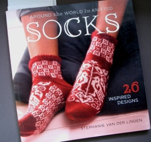Around the World in Knitted Socks, by Stephanie van der Linden