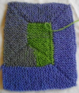 Same swatch on so-called wrong side.
